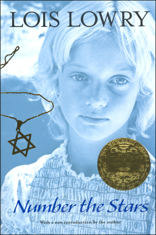 Number the Stars, by Lois Lowry.